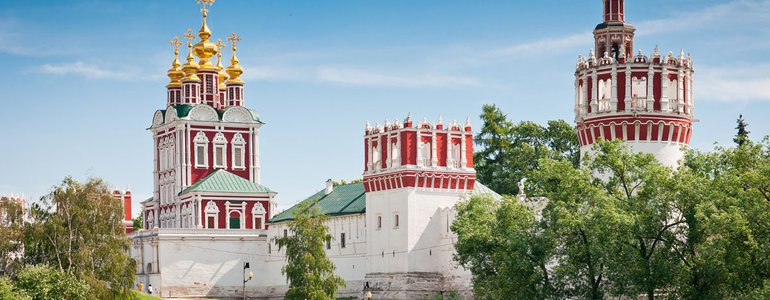 Novodevichy Convent image