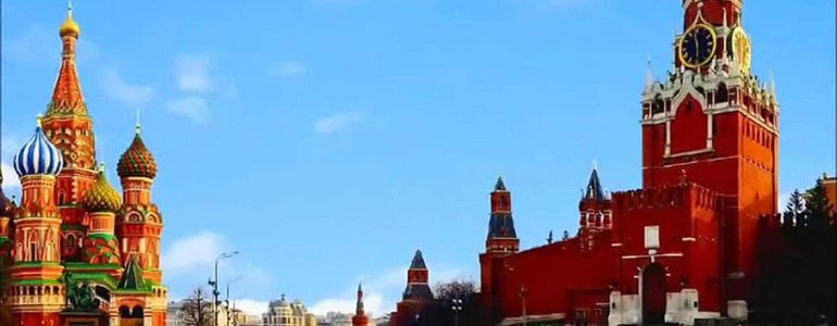 The Kremlin and Red Square image