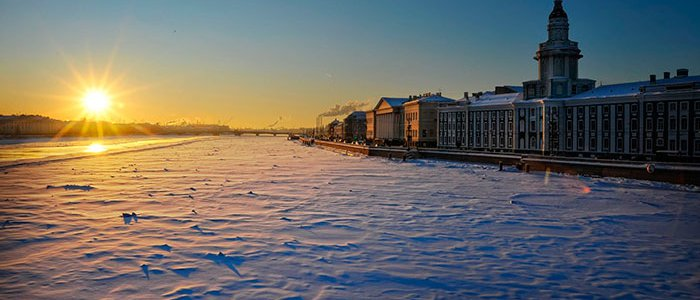Winter Palace Winter View image