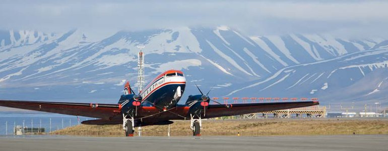 Longyearbyen and Departure image