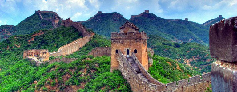 Visit to the Great Wall of China & Summer Palace image