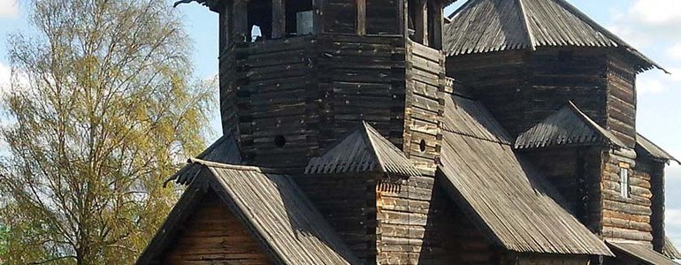 Museum of Wooden Architecture image