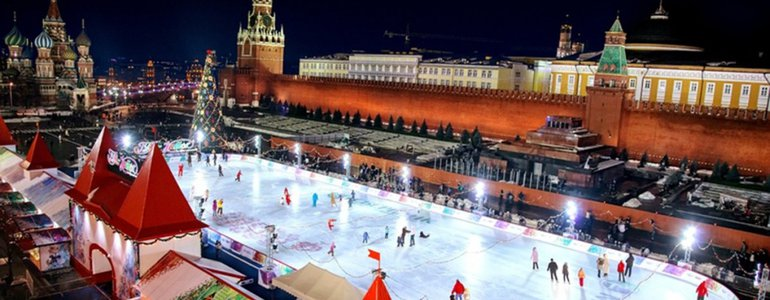 Kremlin and Red Square image