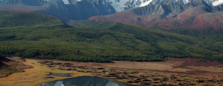 Altai mountains image