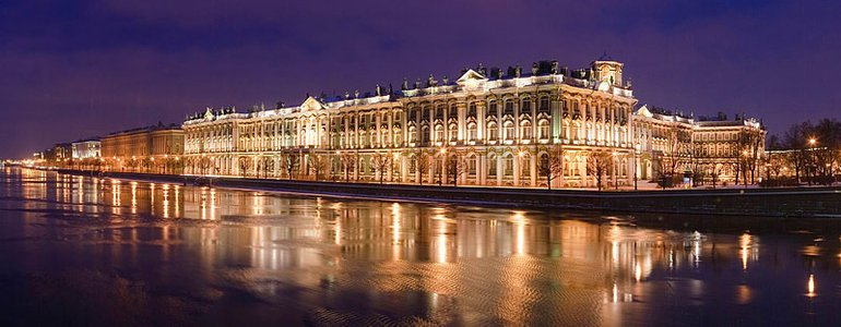 The Winter Palace/Hermitage image