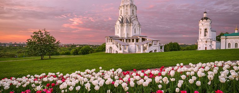 The Church of the Ascension in Kolomenskoe image