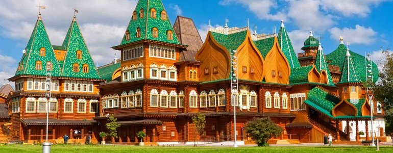 The Wooden Palace of Kolomenskoe image