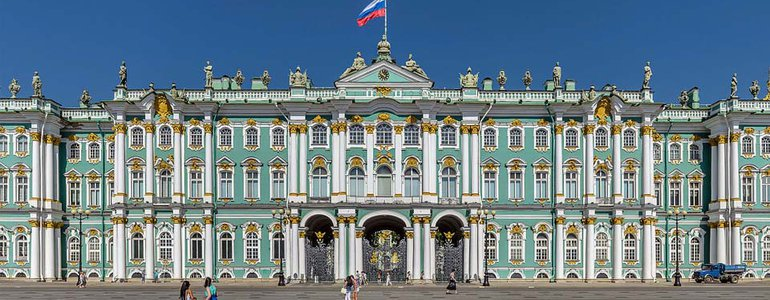 Moscow/St. Petersuburg  tour image
