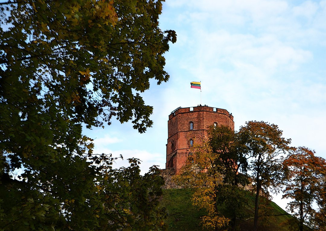 GEDIMINAS' TOWER image