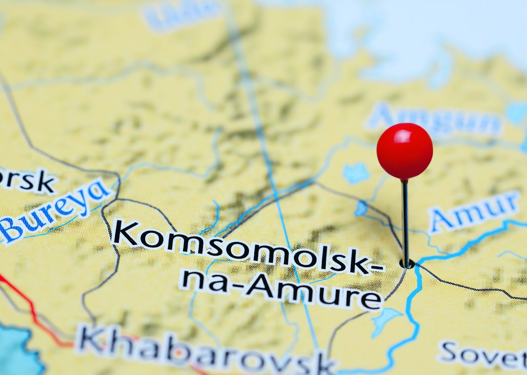 KOMSOMOLSK-ON-AMUR image