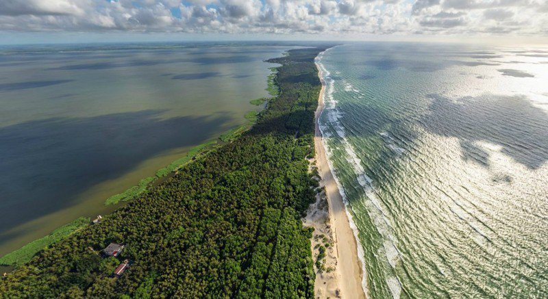 THE CURONIAN SPIT image