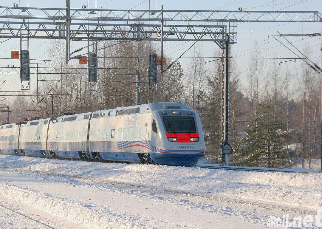 Train to Helsinki image