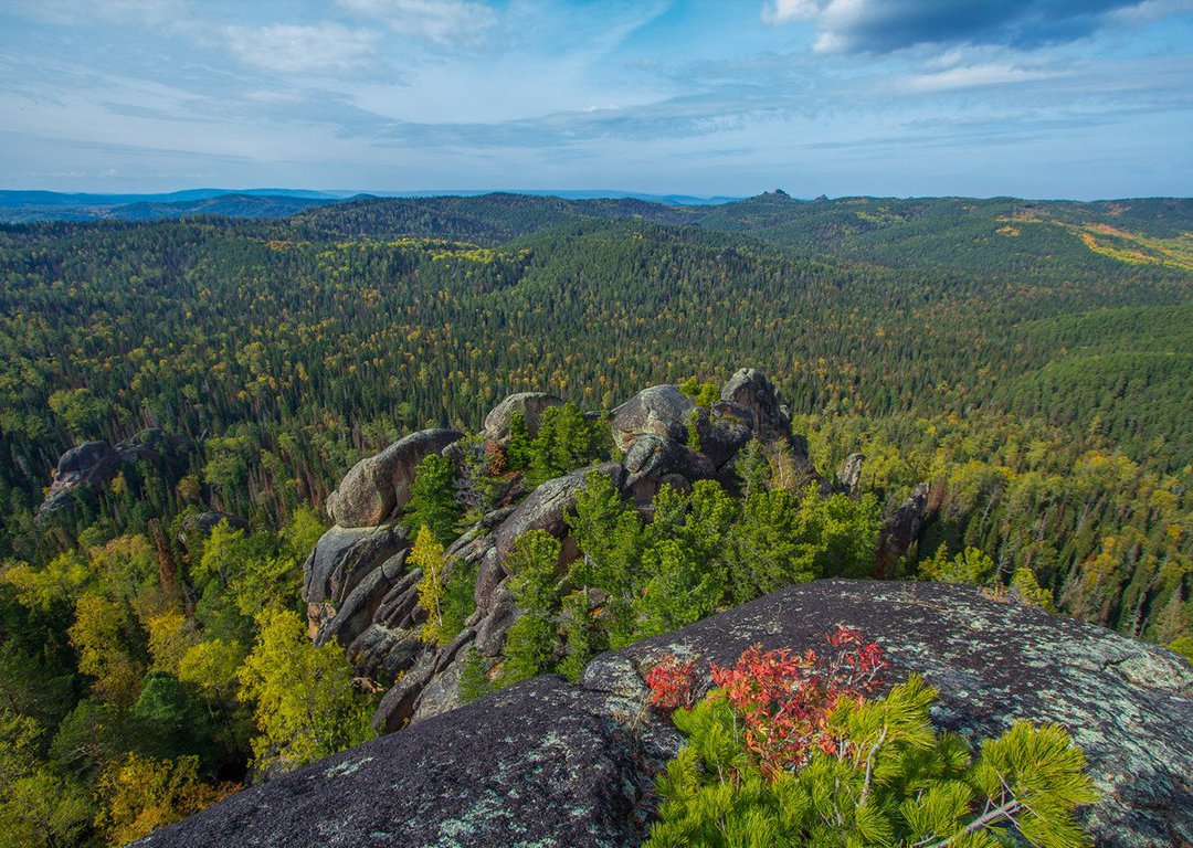 Stolby Nature Reserve image