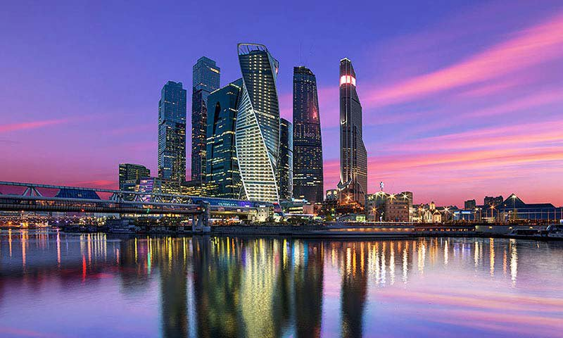 Moscow City image