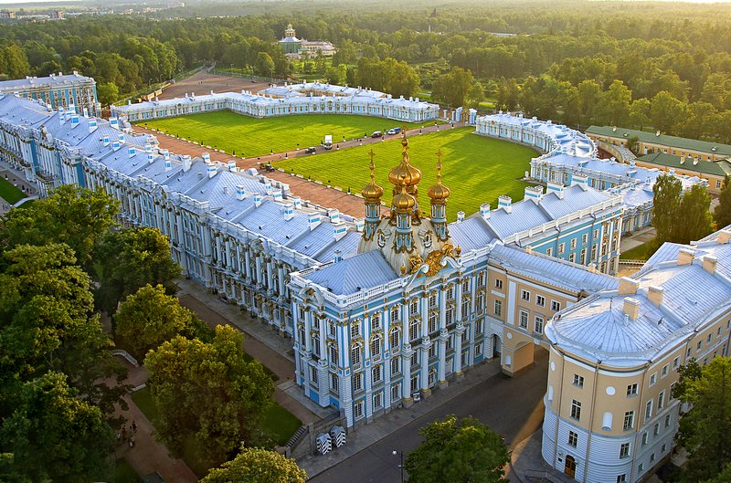 The Catherine Palace image