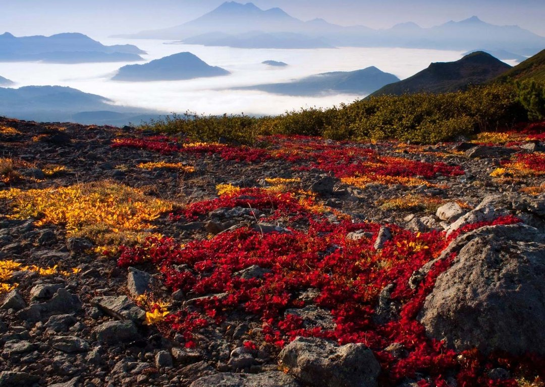 Kamchatka, Land of Fire image