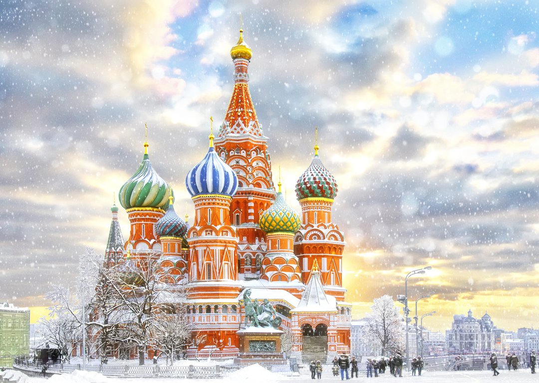 Saint Basil's Cathedral image