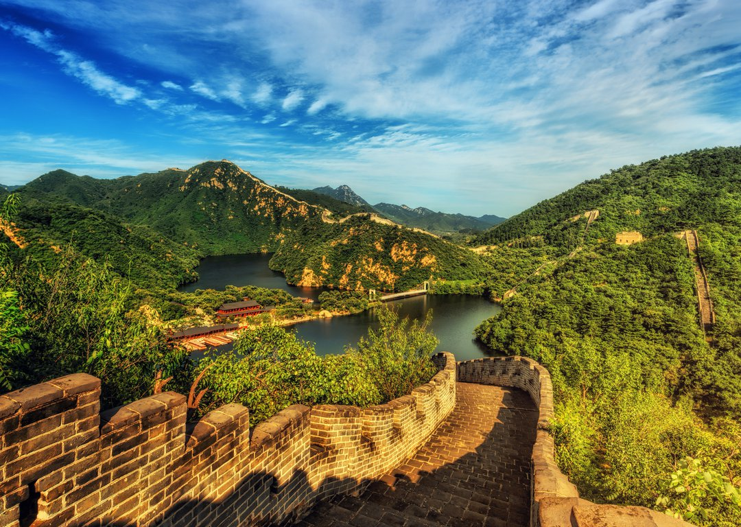 The Great Wall of China image