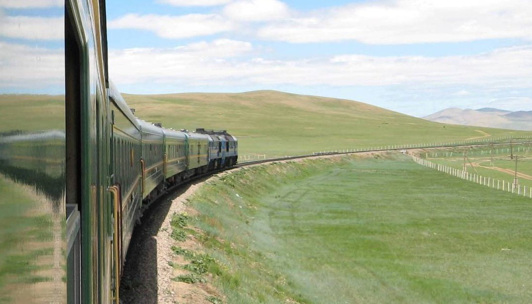 Trans-Siberian route image