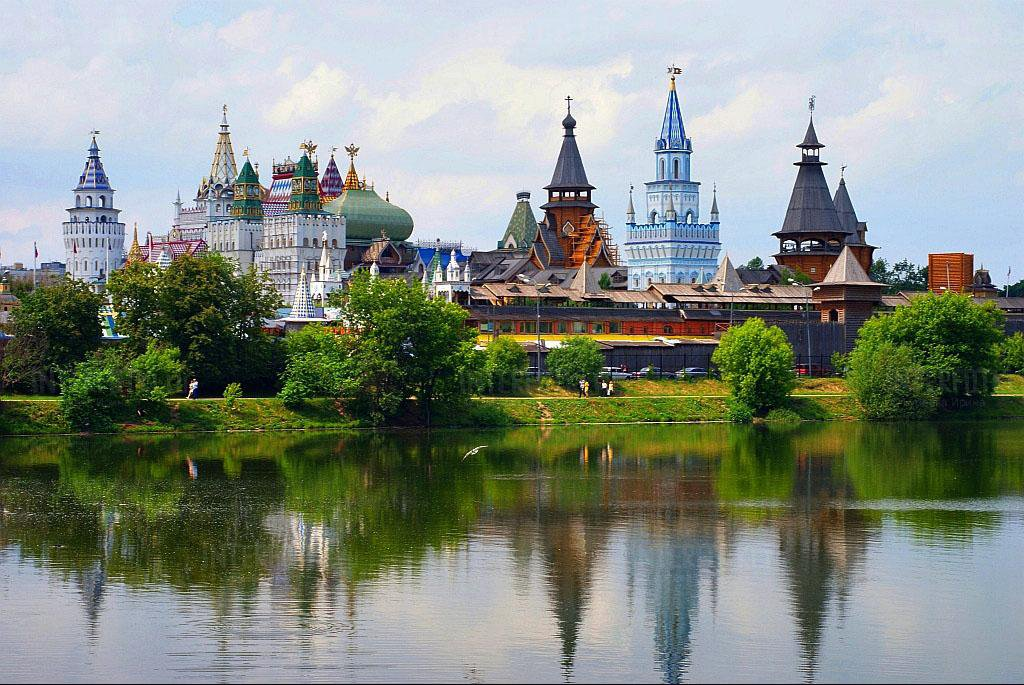 The Izmaylovo Kremlin image