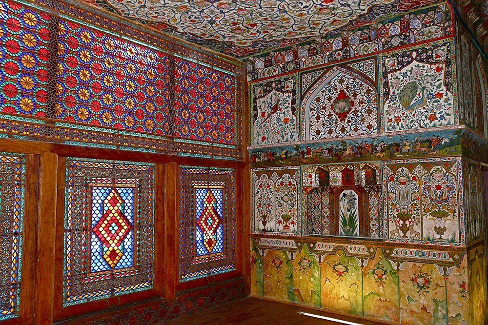 The Palace of Sheki Khans image