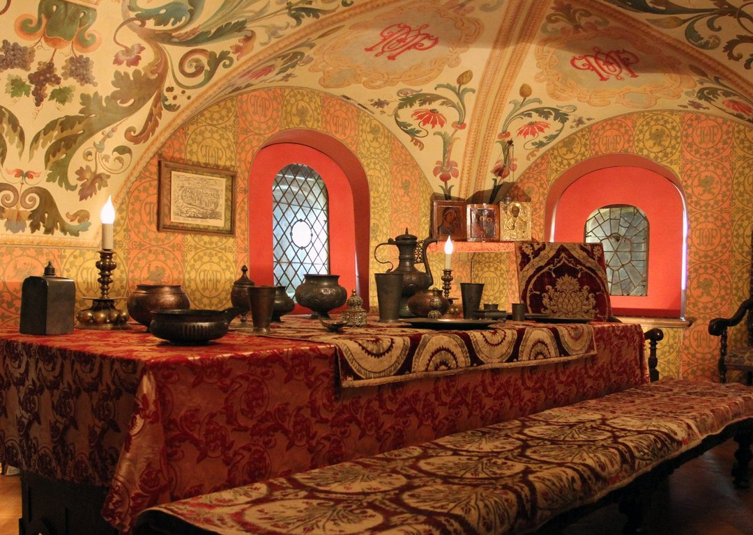 CHAMBERS OF THE ROMANOV BOYARS image