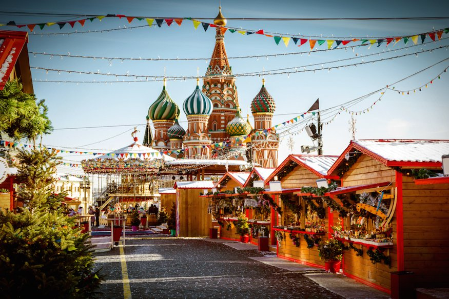 The Moscow Kremlin image