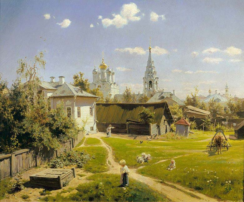 The Tretyakov State Art Gallery image