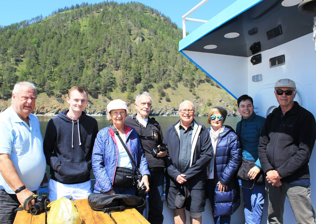 Lake Baikal Cruise image