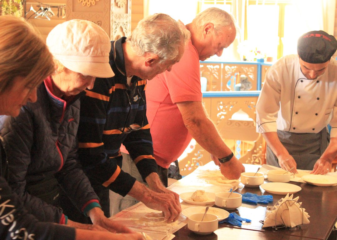 Tatar cooking master-class image