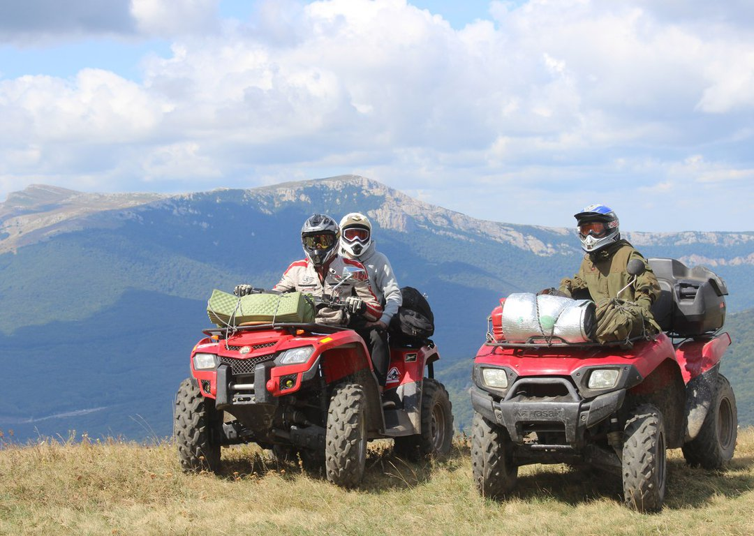 ATV safari image