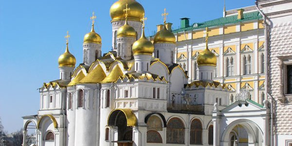 INSIDE THE KREMLIN WALLS image