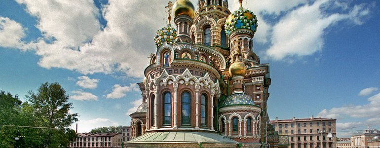 Church of the Saviour on the Spilled Blood image