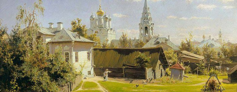 the Tretyakov State Art Gallery collection image