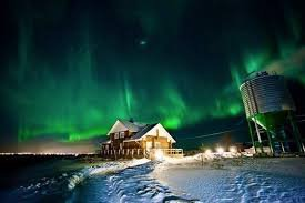 Northern lights in Teriberka image