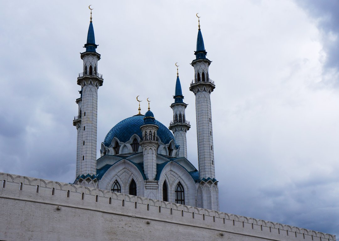 The Kul Sharif Mosque image