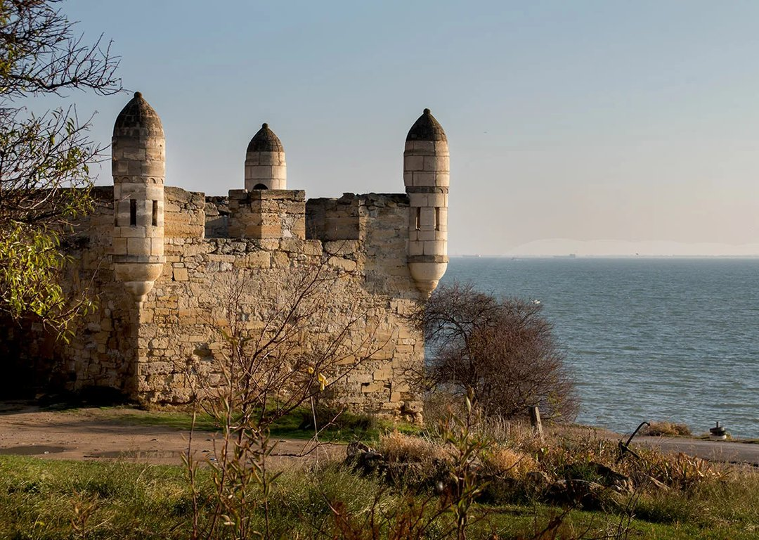 Kerch, Eni Cale Fort image
