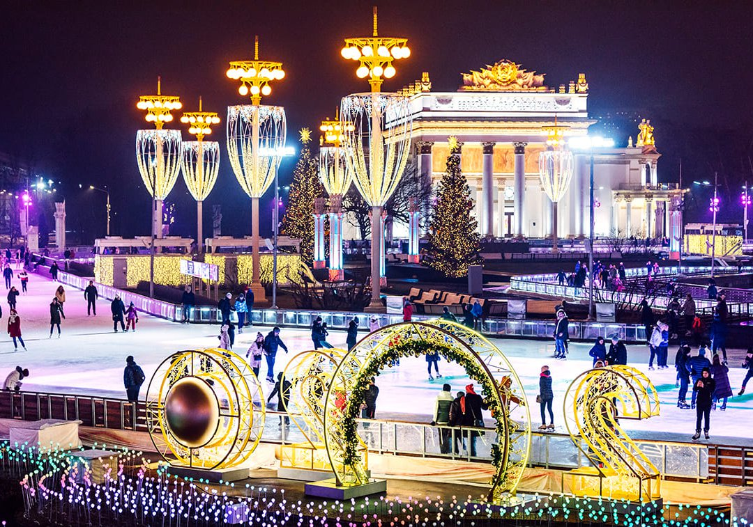 Winter in Moscow image