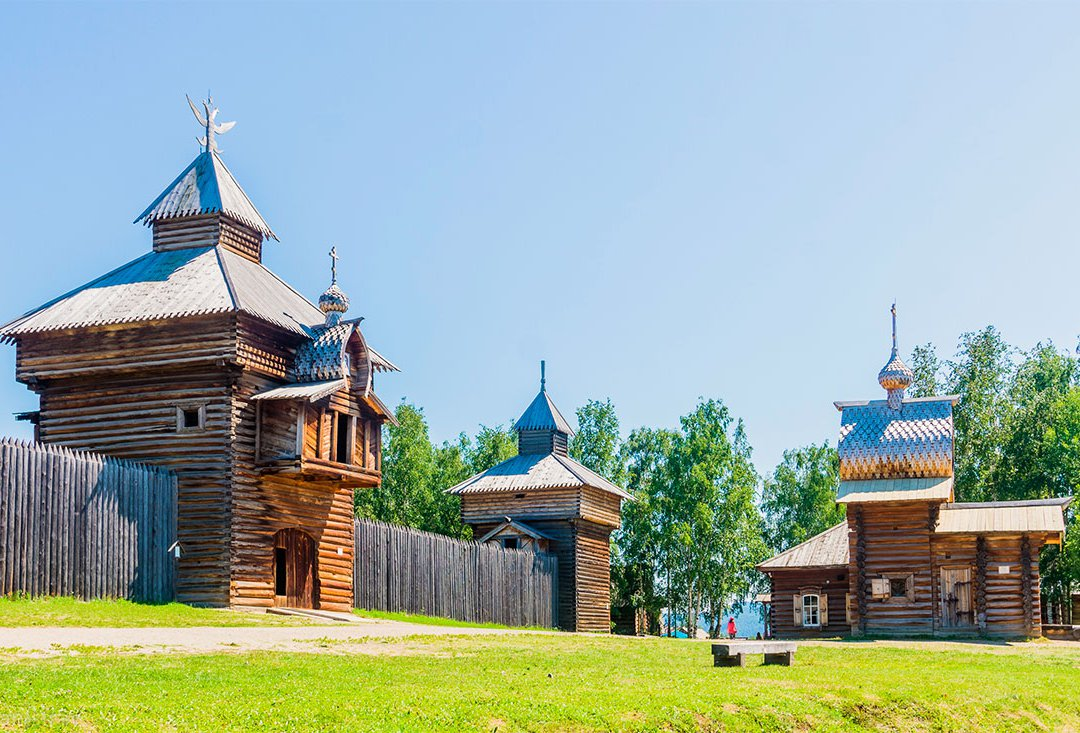 Taltsy museum of Wooden Architecture image