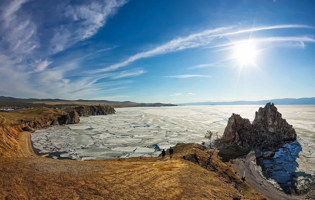 Spring at Lake Baikal image