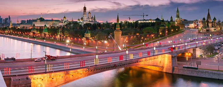 Moscow Kremlin view image