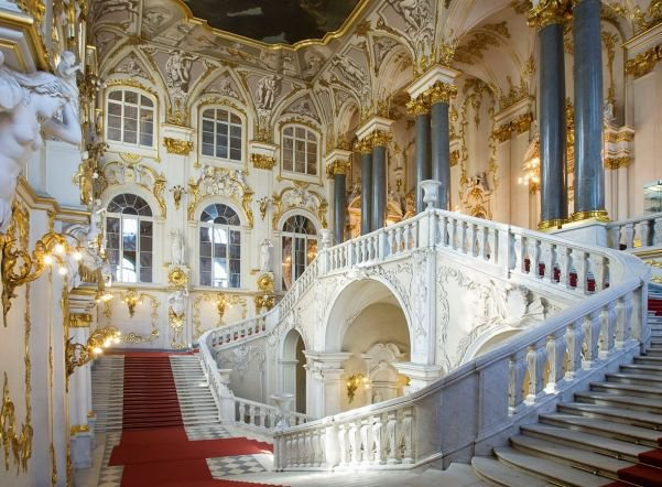 The Winter Palace / Hermitage image