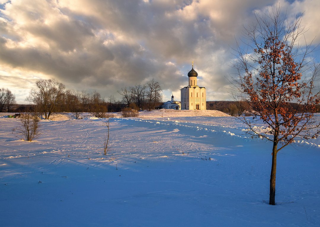 The Church of the Intercession on the Nerl (Pokrova na Nerli) image