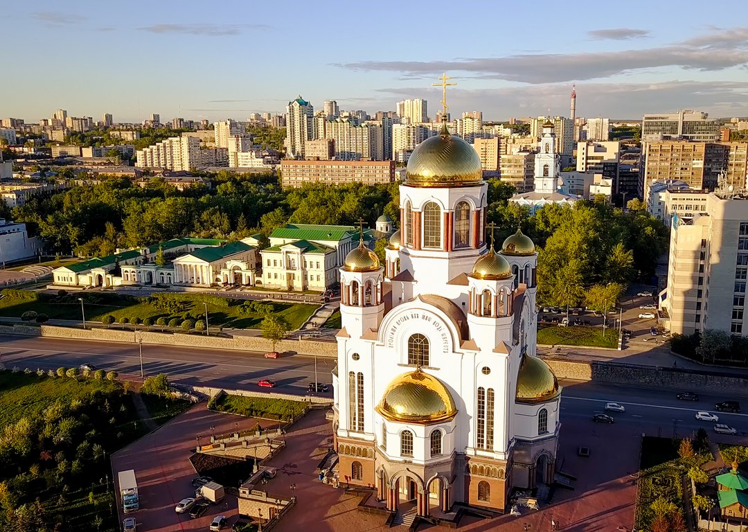 THE CHURCH ON BLOOD IN HONOUR OF ALL SAINTS RESPLENDENT IN THE RUSSIAN LAND image