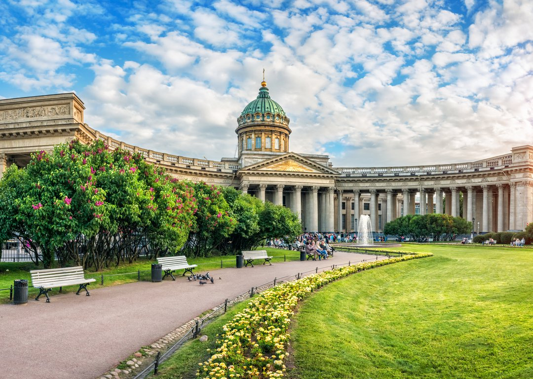 Kazan Cathedral, St. Petersburg image