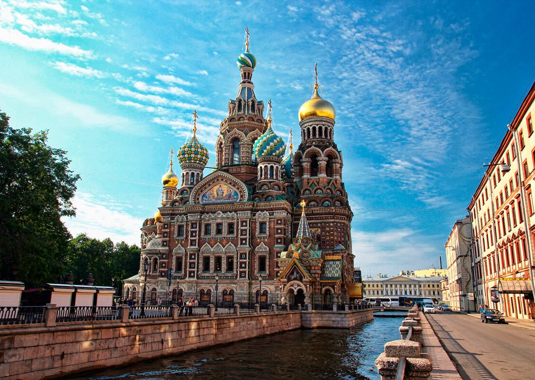 Church of the Savior on the Spilled Blood image