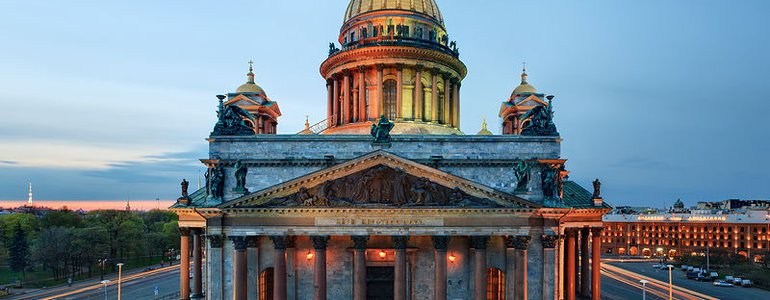 St Isaac Cathedral image
