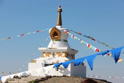 Stupa of the Victory image