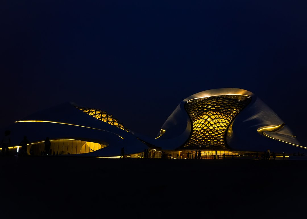 HARBIN GRAND THEATRE image