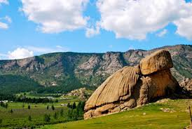 Turtle Rock, Terelj National Park image